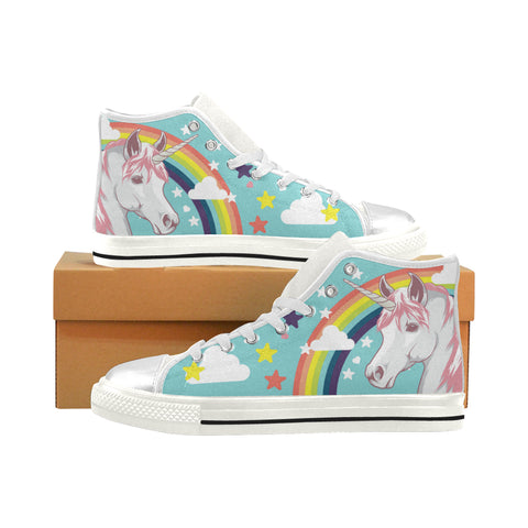 Awesome Unicorn Shoes - Kids Size