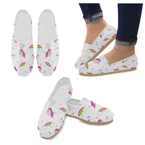 Awesome Unicorn Flats - Lightweighters - UnicornsAreAwesome