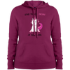Ladies' Pullover Hooded Sweatshirt - UnicornsAreAwesome