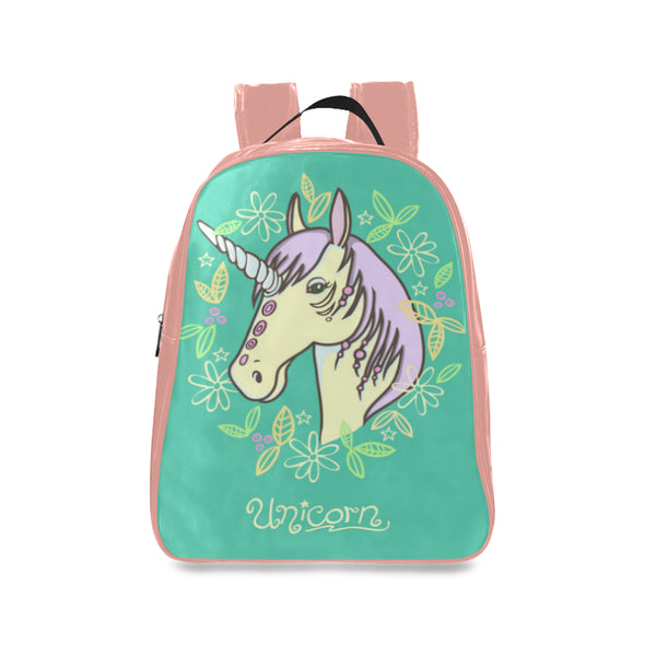 Magical Unicorn Backpack - UnicornsAreAwesome