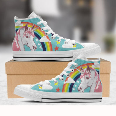 Iconic Unicorn Shoes - UnicornsAreAwesome