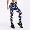 Donuts and Yoga Unicorn Leggings - UnicornsAreAwesome