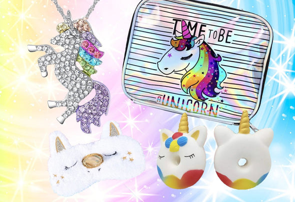 5 Piece Unicorn Gift Set - UnicornsAreAwesome