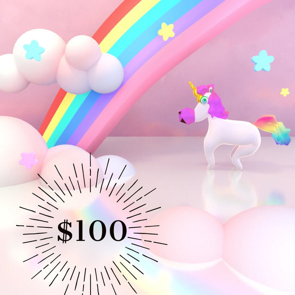 Gift Card - UnicornsAreAwesome