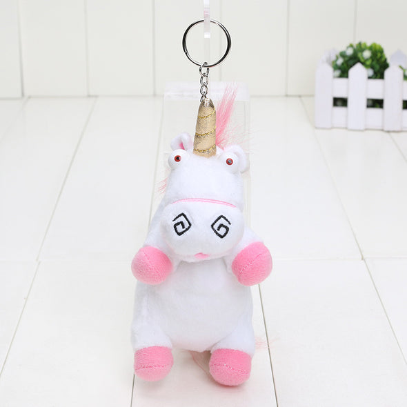 6'' Plush Unicorn Key Chain - UnicornsAreAwesome