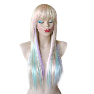 Awesome Unicorn Rainbow Hair - UnicornsAreAwesome