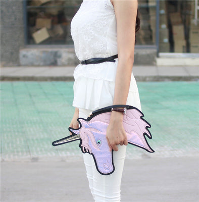Majestic Unicorn Clutch - UnicornsAreAwesome
