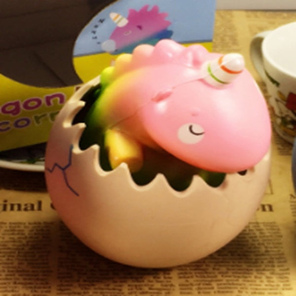 Squishy Dragon Unicorn Pet