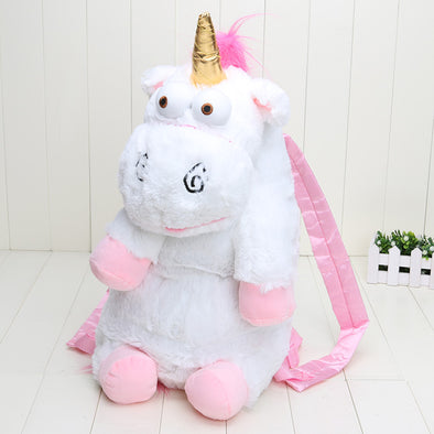 Awesome Unicorn Plush Backpack - UnicornsAreAwesome