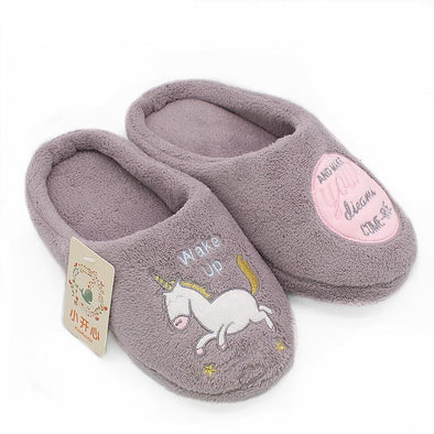 Awesome Unicorn Slippers - UnicornsAreAwesome