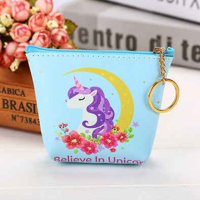 Unicorn Coin Purse - UnicornsAreAwesome