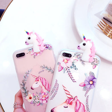 Unicorn iPhone Case - UnicornsAreAwesome