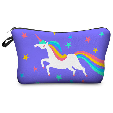 Unicorn Favorite Cosmetic Bag - UnicornsAreAwesome