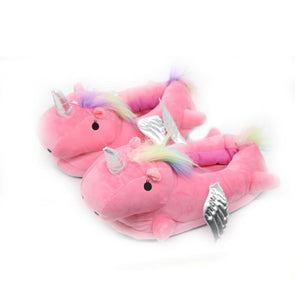 Unicorn Angel Slippers - UnicornsAreAwesome