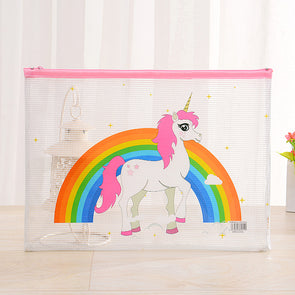 Unicorn Pencil Pouch - UnicornsAreAwesome
