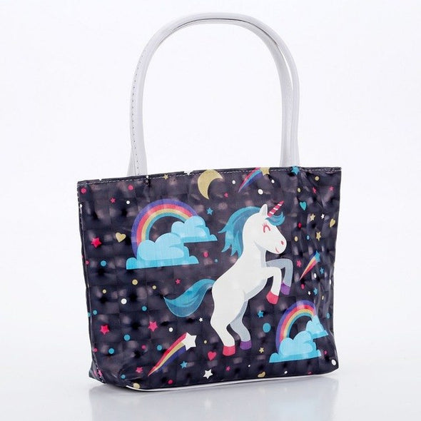 Unicorn Mini Tote Bag - UnicornsAreAwesome