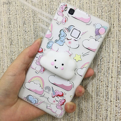 Cloud Phone Case - UnicornsAreAwesome