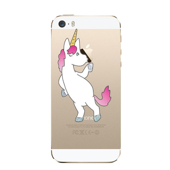 Ultra Thin Unicorn iPhone Case - UnicornsAreAwesome