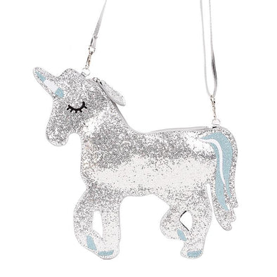 Favorite Unicorn Clutch / Shoulder Bag - UnicornsAreAwesome