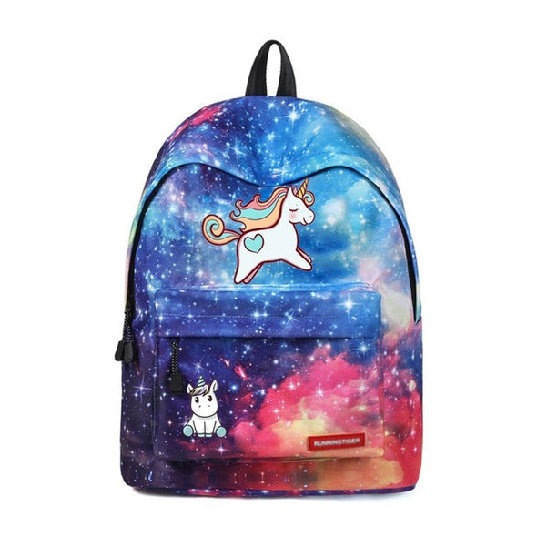 Galaxy Unicorn Backpack - UnicornsAreAwesome