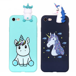 Super Cute 3D iPhone Case - UnicornsAreAwesome
