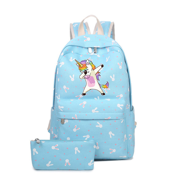 Back-to-school Unicorn Backpack - UnicornsAreAwesome
