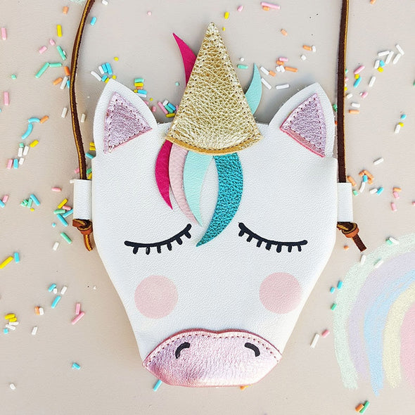 Kids Unicorn Shoulder Bag - UnicornsAreAwesome