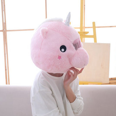 Unicorn Earmuff Hat - UnicornsAreAwesome