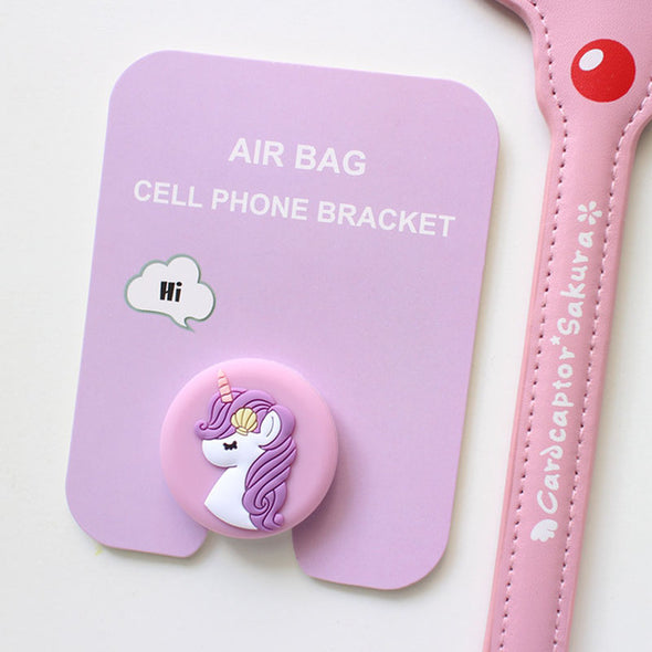 Cute Unicorn Expanding Phone Grip & Stand - UnicornsAreAwesome