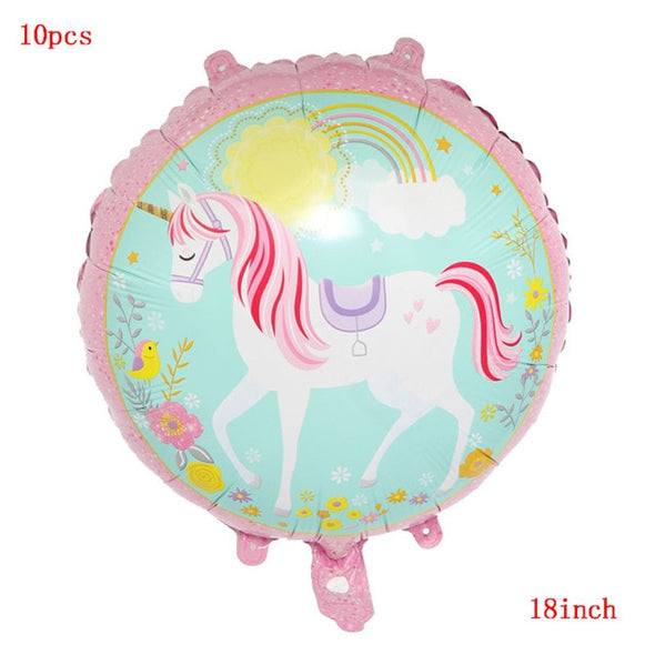 Large Blow-up Unicorn - UnicornsAreAwesome