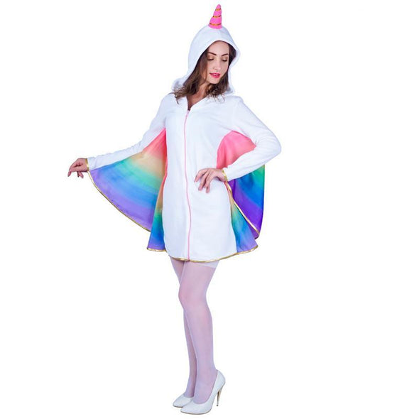 Unicorn Rainbow Angel Instant Costume - Best Unicorn Costume - UnicornsAreAwesome