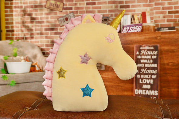 Unicorn Pillow - UnicornsAreAwesome