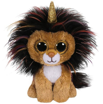 Beanie-Boo Unicorn Lion - UnicornsAreAwesome