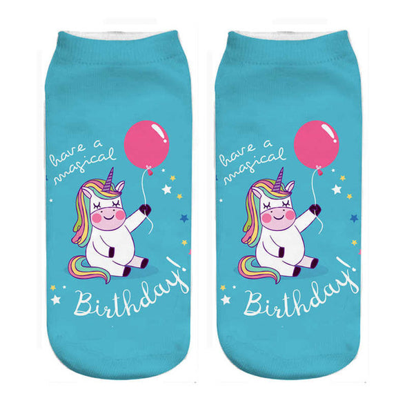 Magical Unicorn Socks - UnicornsAreAwesome