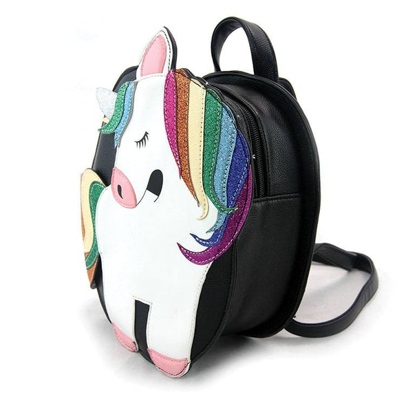 Mini Unicorn Backpack - UnicornsAreAwesome