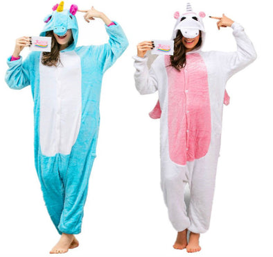 Awesome Unicorn Pajamas (Onesie) - UnicornsAreAwesome