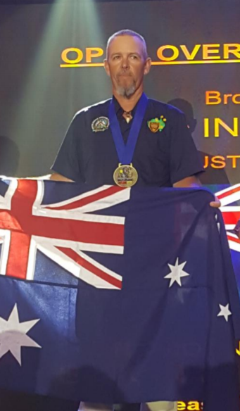 Brodie McIntosh becomes 2019 Australasian Champion