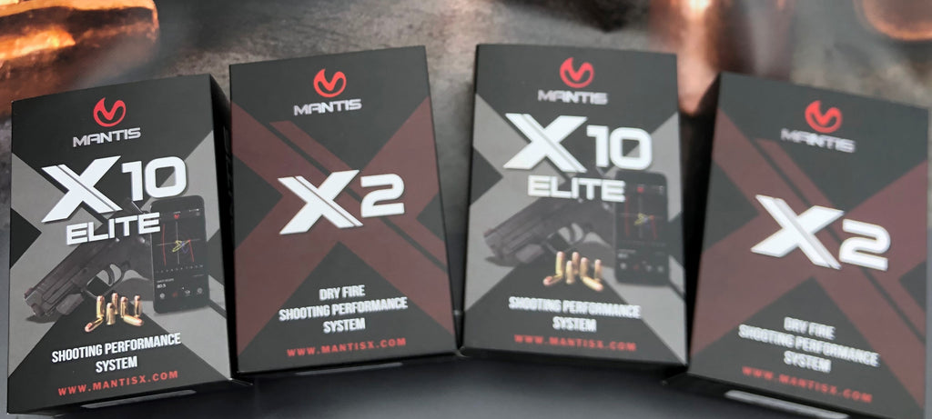 MantisX Shooting Training Systems Back in Stock