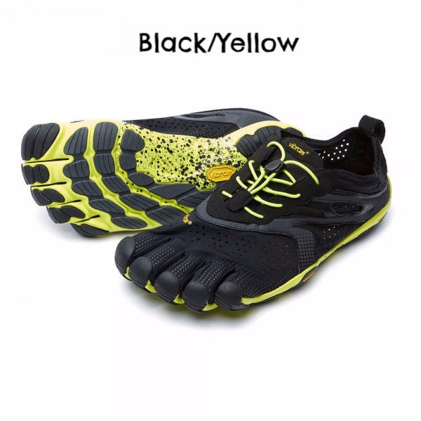 V-Run (Men) Black/Yellow