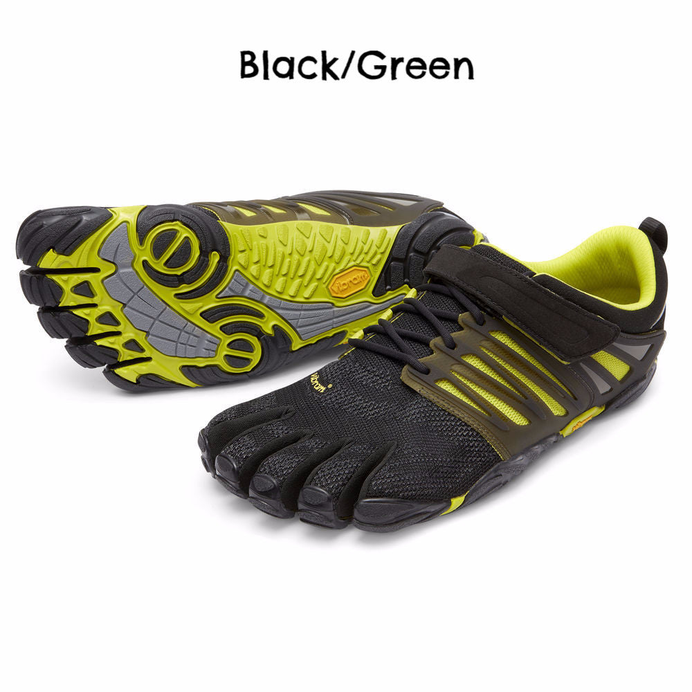 V-Train (Men) Black/Green
