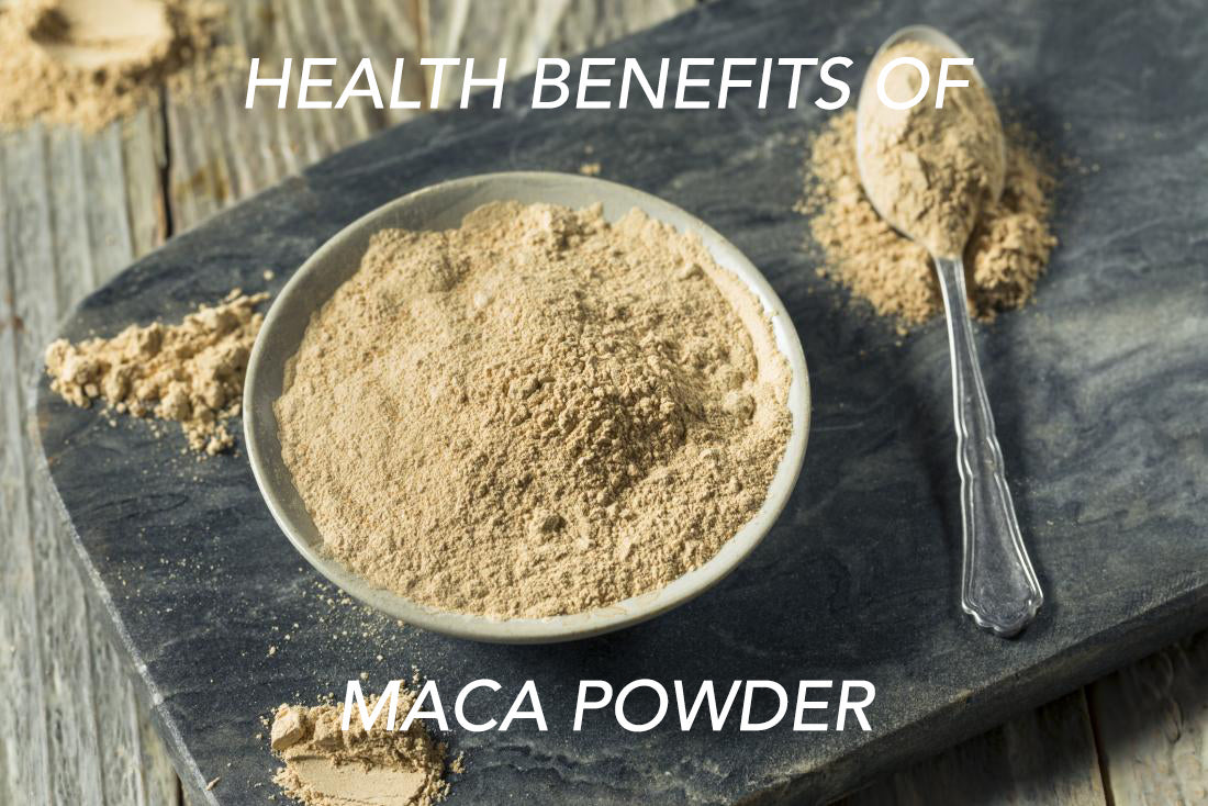 Maca Health Benefits: How Maca Can Help Your Health