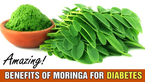 Four Reasons Why Every Diabetic Could Benefit from Moringa Oleifera