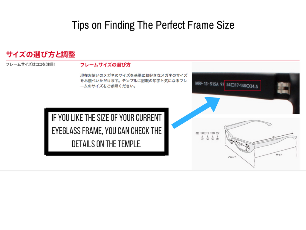 HOW TO FIND THE BEST FRAME SIZE