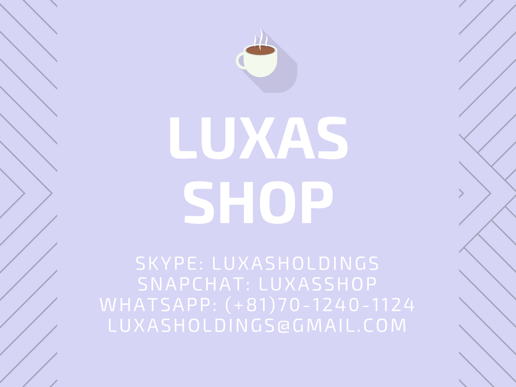 luxas shop contact