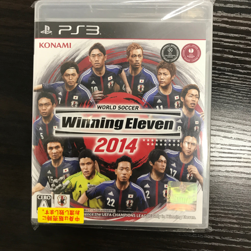 [PS3] Winning Eleven 2014 - luxasshop
