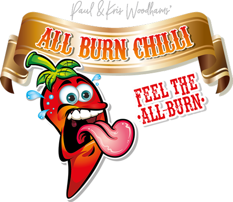 All Burn Chilli hot sauces