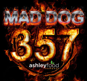 Mad Dog 357 Hot Sauces