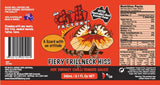 Fiery Frillneck Hiss Hot Smokey Chilli Tomato Sauce by The Chilli Factory - House of Scoville