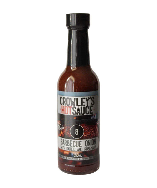 Barbecue Onion Garlic Rosemary Sauce by Crowley's Hot Sauce