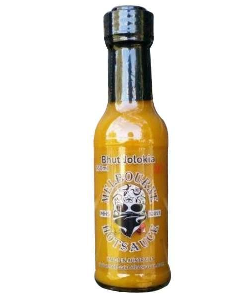 Bhut Jolokia by Melbourne Hot Sauce - House of Scoville
